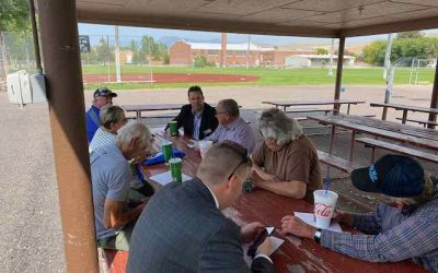 Meeting The South County Mayors