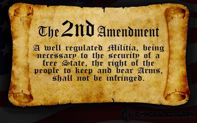 Bannock County's 2nd Amendment Resolution